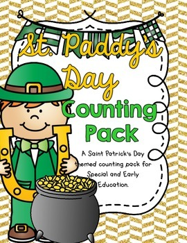 St. Paddy's Day Counting