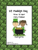 St. Paddy's Day Draw to Solve Story Problems