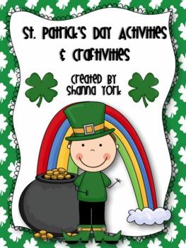 St. Paddy's Day Freebies!