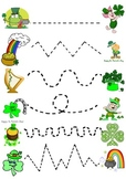 St. Paddy's Day Join the dots