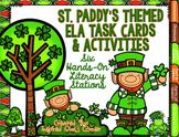 Literacy Centers - St. Patrick's Day