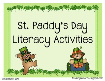 St. Paddy's Literacy Centers