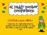St. Paddy's Number Comparisons