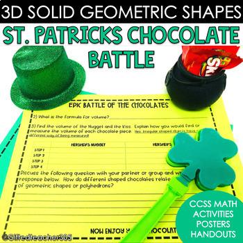 St. Patric's Epic Chocolate Battle