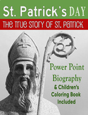 St. Patrick A Religion Lesson. The True Story of St. Patrick the Boy Bundle