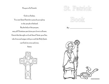 St. Patrick Book