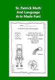 St. Patrick Bundle Activities Made Fun!