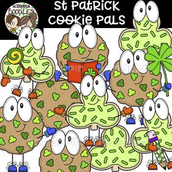 St. Patrick Cookie Pals