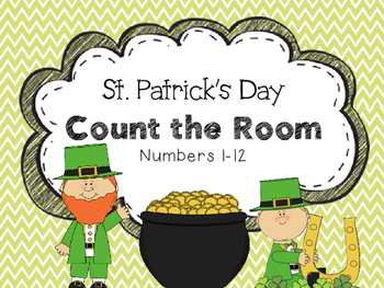 St. Patrick Count the Room