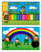 St. Patrick File Folder Games