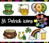 St. Patrick Icons