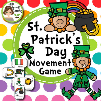 St. Patrick's Day Movement GAME