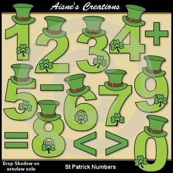 St Patrick Numbers