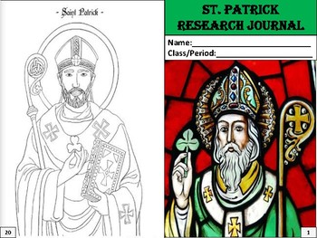 St. Patrick Research Journal