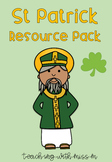 St Patrick Resource Pack (with Holy Trinity)