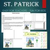 St. Patrick - St. Patrick's Day Flipbook