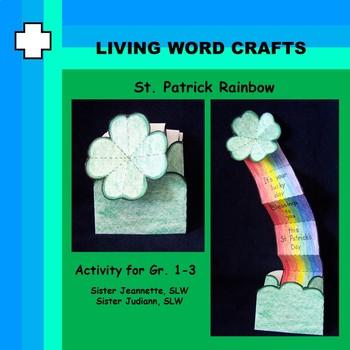 St. Patrick Unfolding Rainbow for Grades 1-3