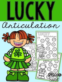 St. Patrick's Articulation