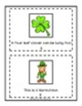 St. Patrick's Autism and Special Ed. Mega Bundle