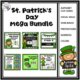 St. Patrick's Autism and Special Ed. Mega Bundle
