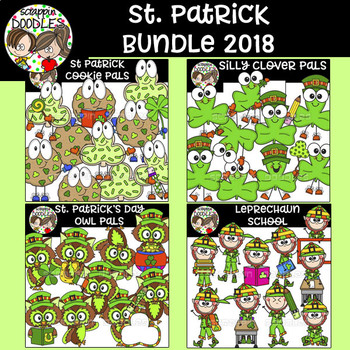 St. Patrick's Bundle 2018 {18.00 Value}