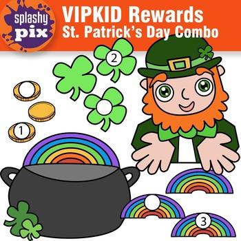 St. Patrick's Combo VIPKID rewards