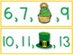 St. Patrick's Comparisons! Comparing Numbers and Sets to 20
