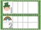 St Patrick's Day 10 Frame Math Activity