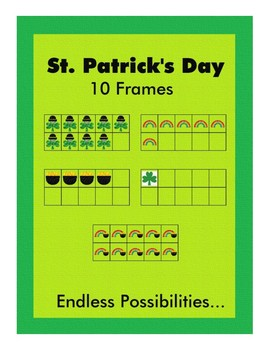 St. Patrick's Day 10 Frame Package