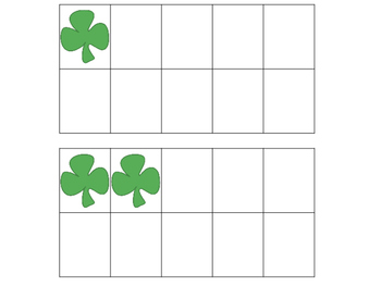 St. Patrick's Day 10's Frames