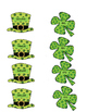 St. Patrick's Day 2-Digit Addition with Regrouping