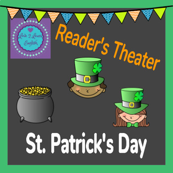 St. Patrick's Day 2019 Reader's Theater