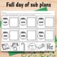 1st Grade Sub Plans St. Patrick's Day