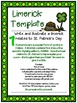 St. Patrick's Day Pick A Project Writing Activities, Choic