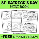 Mini Book - St Patricks Day Activity