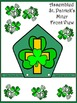 St. Patrick's Day Activities: Saint Patrick's Miter St, Patrick's Day Craft