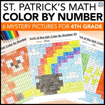 4th Grade St. Patrick's Day Activities: 4th Grade St. Patr