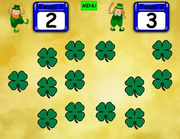 St Patrick's Day PowerPoint Game Bundle