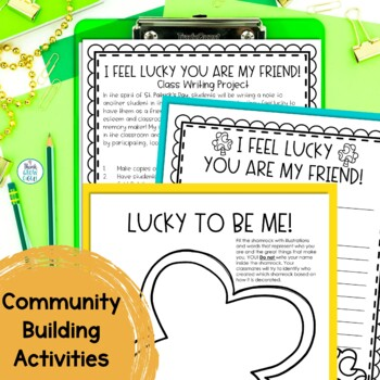 St. Patrick's Day Non Fiction Activities