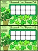 St. Patrick's Day Activities: Shamrock Ten Frames