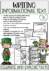 Saint Patrick's Day Informational Text