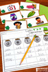 St. Patrick's Day Centers {Math and Literacy Activities for Kindergarten}