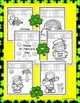 St. Patrick's Day Activities : Color by Sight Word