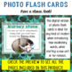 St. Patrick's Day Digital Photo Flash Cards with Sample Sentences for ESL/ELL
