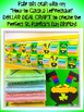 St. Patrick's Day AMAZING Flip Books How to Catch a Leprechaun Writing Sequence