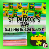 St. Patrick's Day How to Catch a Leprechaun Bulletin Board