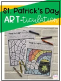 St. Patrick's Day ART-ticulation