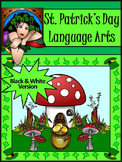St. Patrick's Day Worksheets: St. Patrick's Day Language Arts Activity Packet