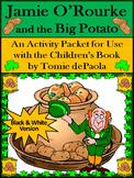 St. Patrick's Day Language Arts Activities: Jamie O'Rourke & the Big Potato