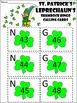 St. Patrick's Day Math Activities: St. Patrick's Day Bingo Game Activity